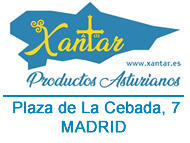 Productos asturianos en Madrid